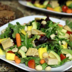 Hawaiian Style Salads