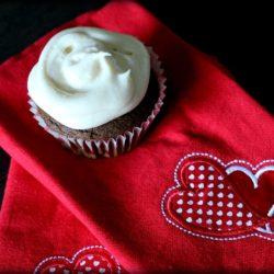Sweet Potato Cupcakes with Cream Cheese Icing