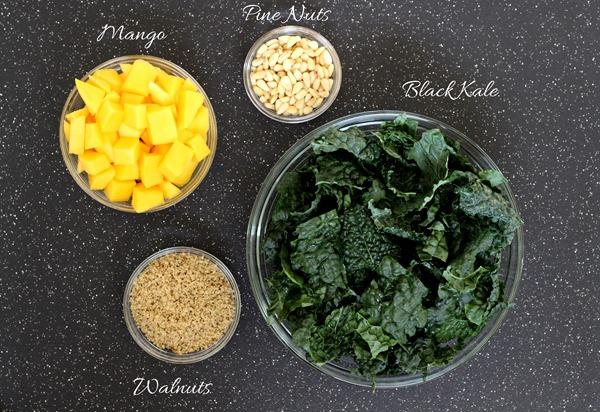 Black Kale & Mango Salad (14)