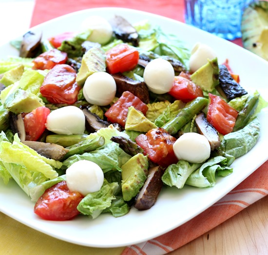 Grilled Vegetable Summer Salad (84)