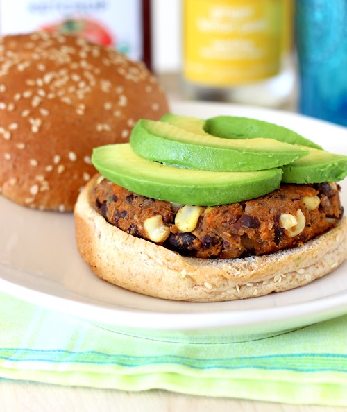 Sweet Potato & Black Bean Burgers (64)