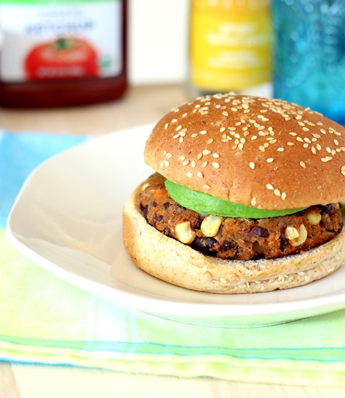 Sweet Potato & Black Bean Burgers (91)