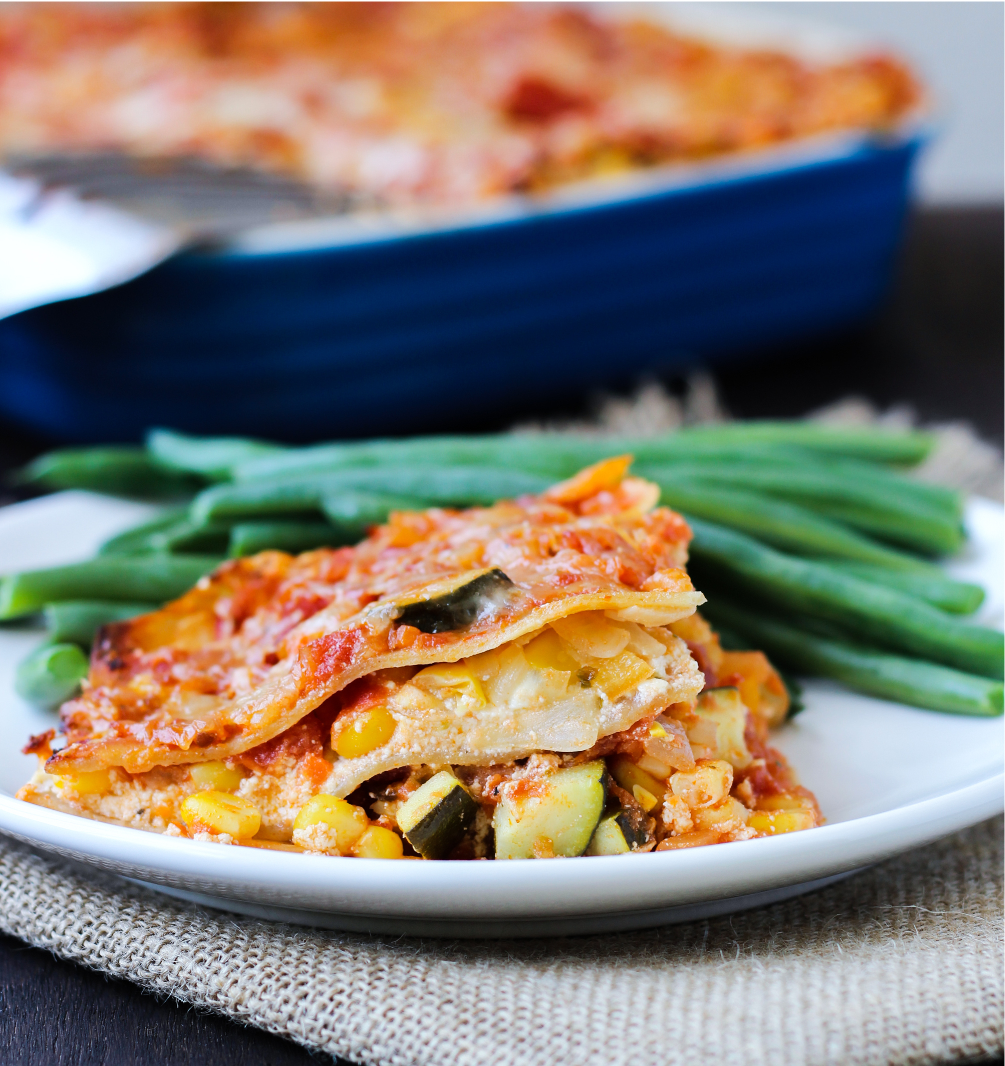Summer Lasagne Recipes — Dishmaps