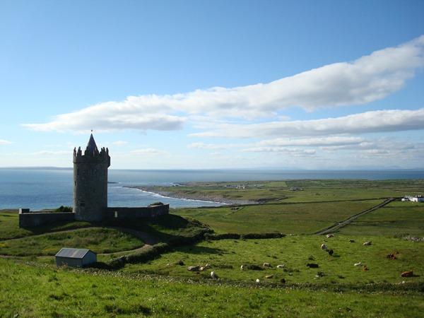 Castle Near the Coast (Atlantic) (3)