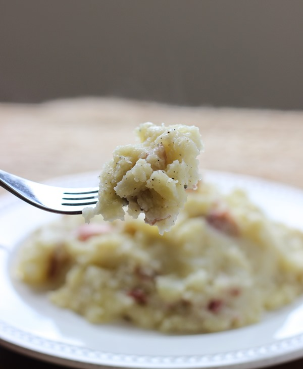 Quick n' Healthy Creamy Mashed Potatoes 5