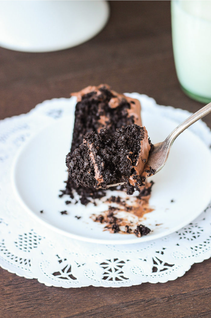 Best Ever Chocolate Quinoa Cake Making Thyme For Health