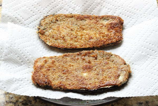 Eggplant Rollatinis