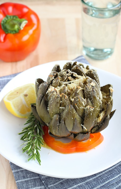 Italian Stuffed Artichokes – Making Thyme for Health