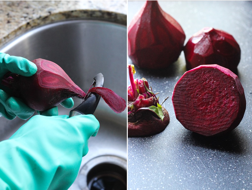 Honey-Roasted Beets With Orange And Thyme Recipes — Dishmaps