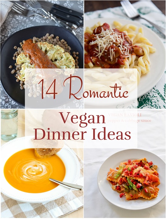 Romantic vegan dinner ideas making thyme for health