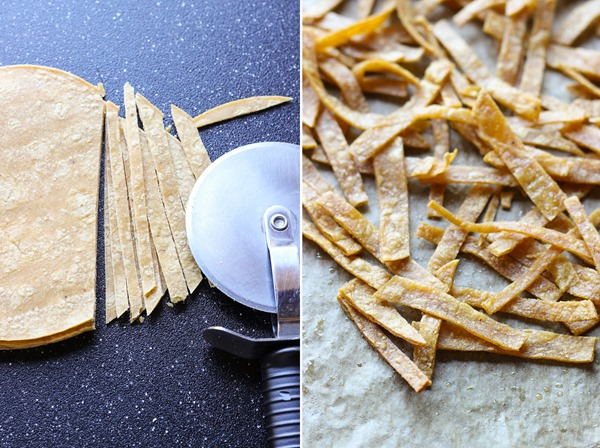 Corn Tortilla Strips