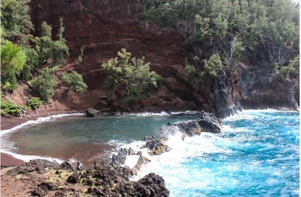 Red Sand Beach, Maui