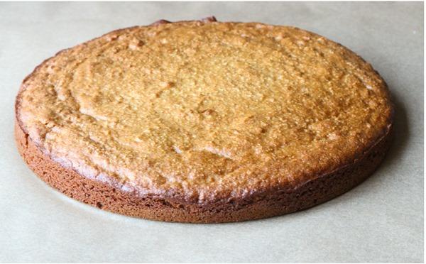 Gluten-free Vanilla Almond Flour Cake