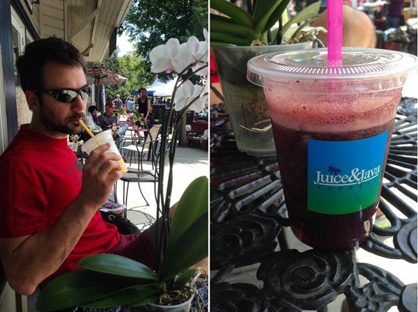 Juice & Java Pleasanton
