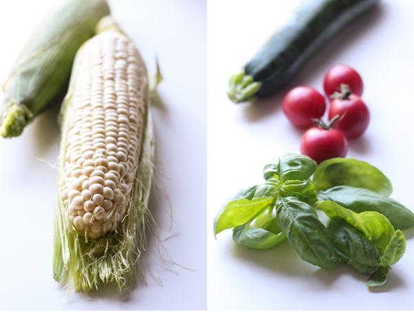 Summer Veggie Quinoa Casserole
