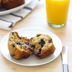 Gluten-free Blueberry Muffins