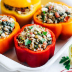 Mediterranean Stuffed Peppers 100