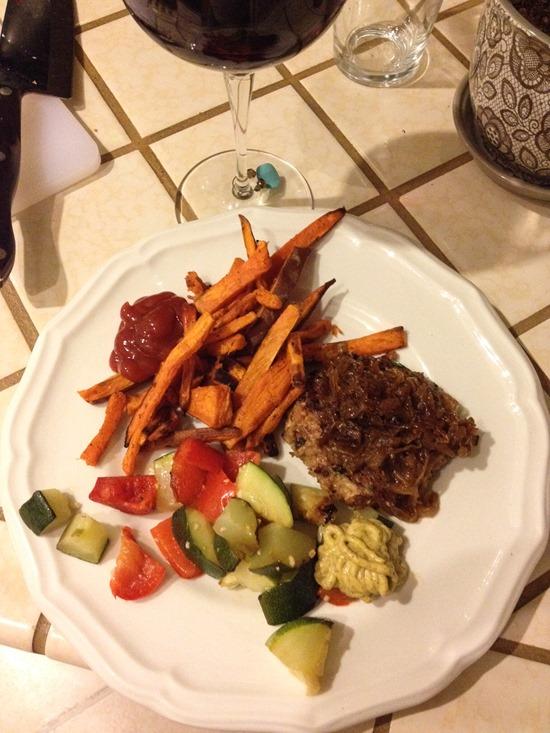 Dinner Julia