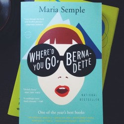 Where'd You Go Bernadette by Maria Semple {Book Review}
