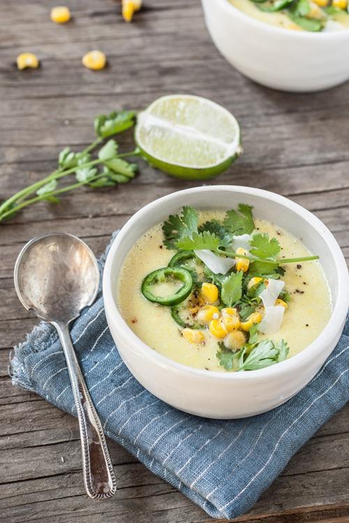 Smitten Kitchen Sweet Potato Coconut Soup
