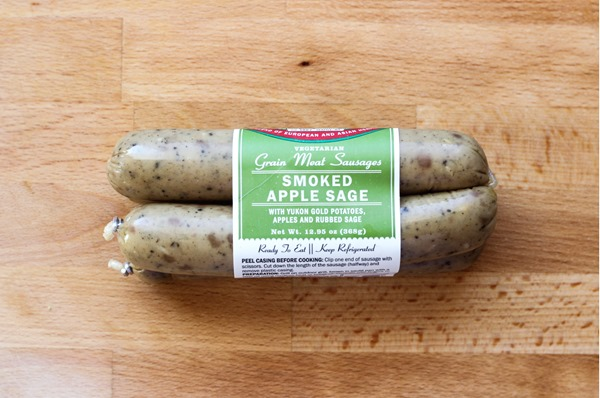 Field Roast Smoked Apple Sage Sausage