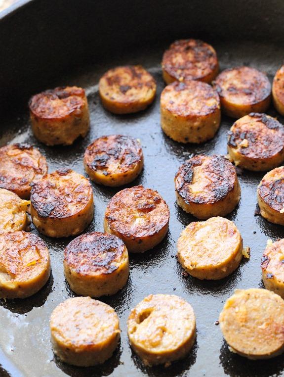 Field Roast Apple Sage Sausage