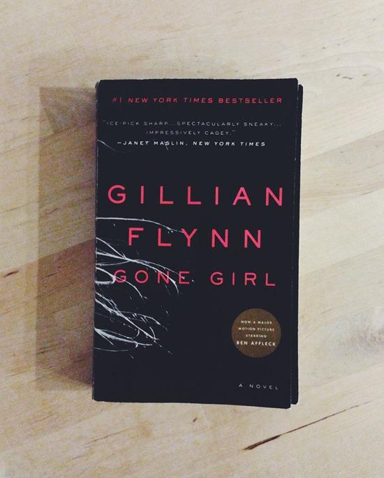 Gone Girl by Jillian Flynn