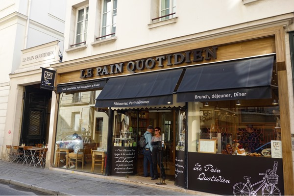 Le Pain Quotidien Paris