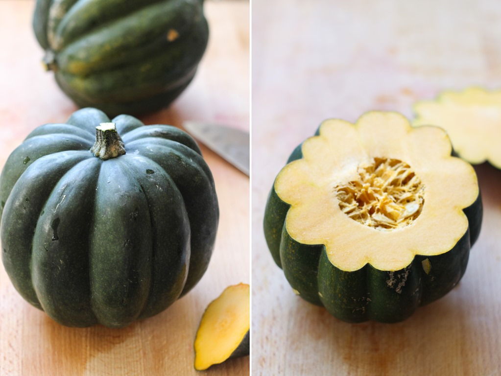 Baked Acorn Squash Bowls - Making Thyme for Health