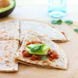 The Easiest Four Ingredient Quesadillas