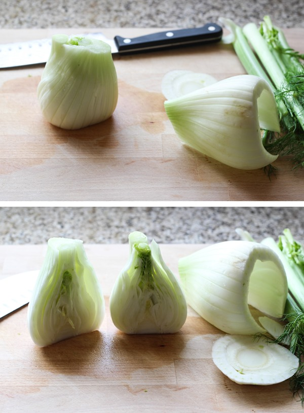 How to cut fennel 02