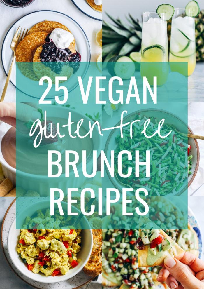 25 Vegan Gluten Free Brunch Recipes Making Thyme For Health