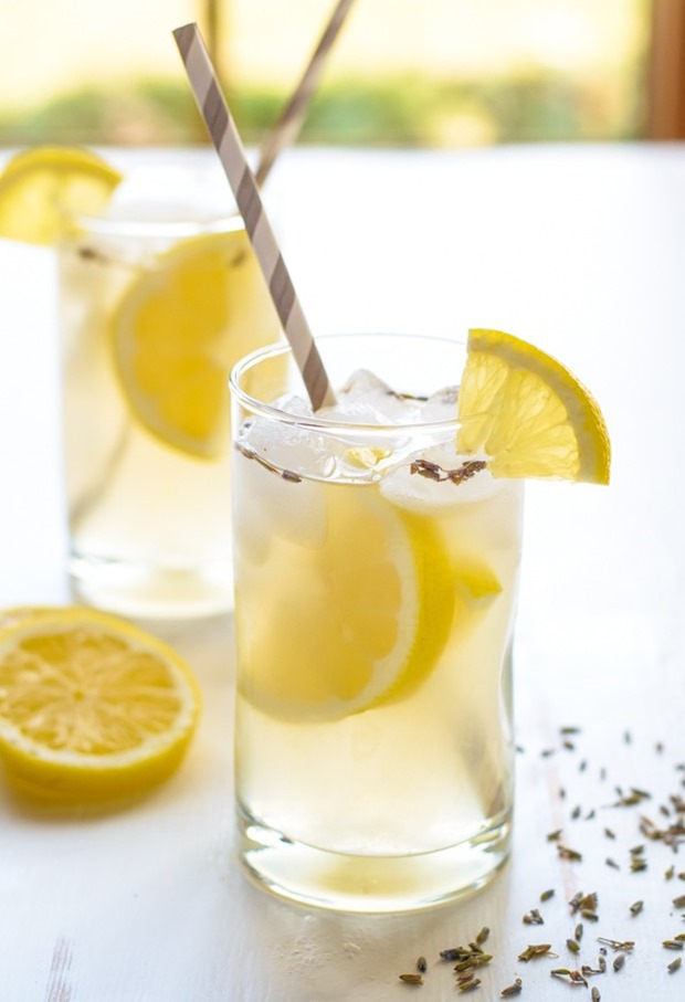 Lavendar-Lemonade