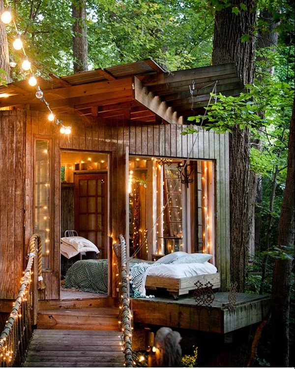 10 Most Beautiful Tree Houses