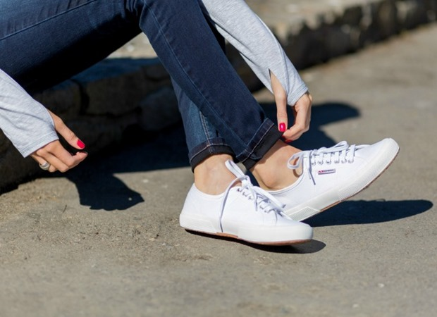 Summer Travel Shoes: Supergas