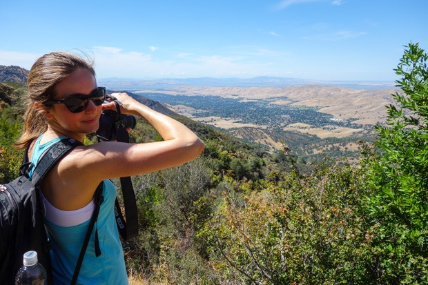 Hiking Mt Diablo Grand Loop