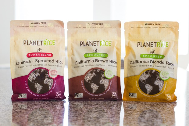 Planet Rice Sprouted Rice