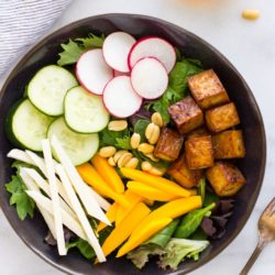 The Best Damn Tofu Salad + A Giveaway!