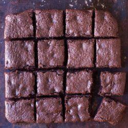 Best-Ever Quinoa Brownies