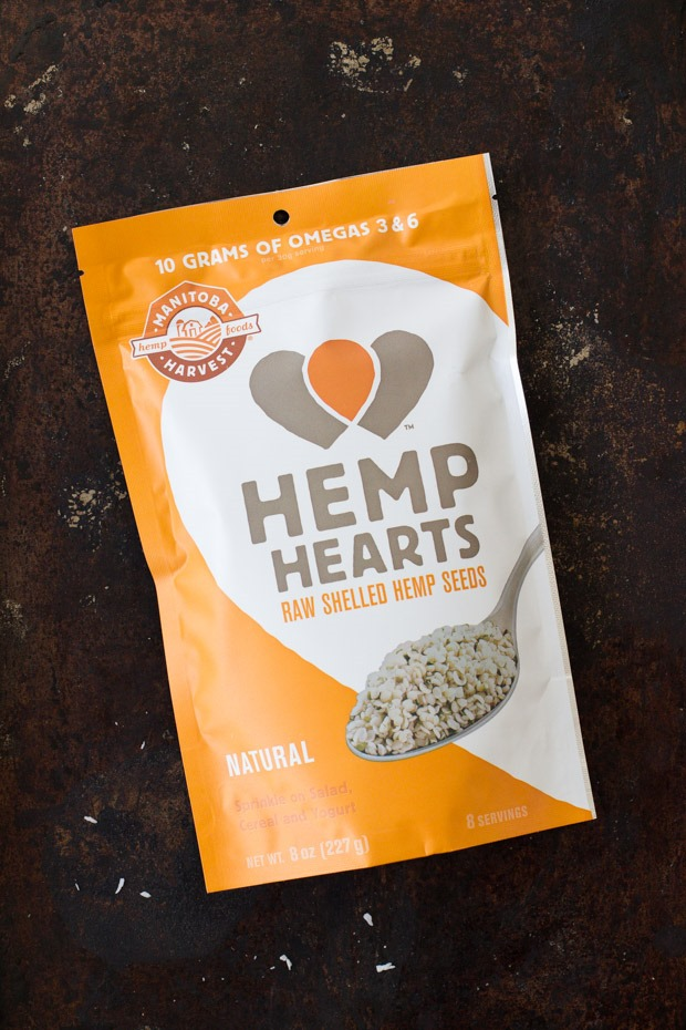 Mantioba Harvest Hemp Hearts