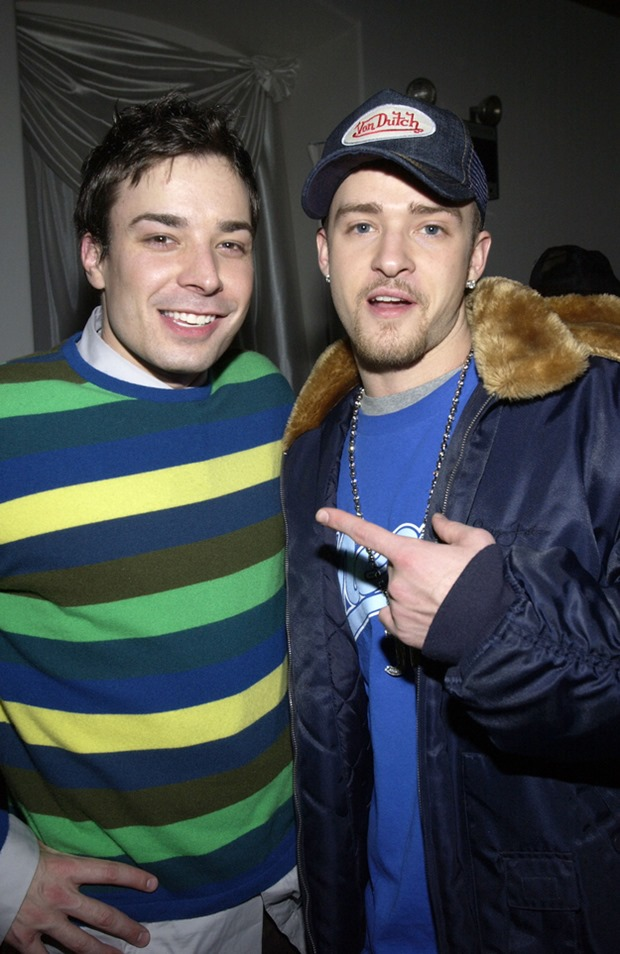 Justin Timberlake and Jimmy Fallon: best duo EVER
