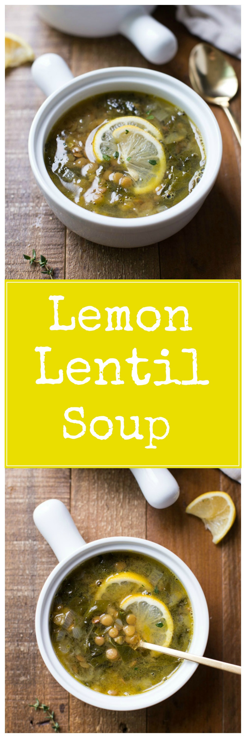 Lemon Lentil Soup 11