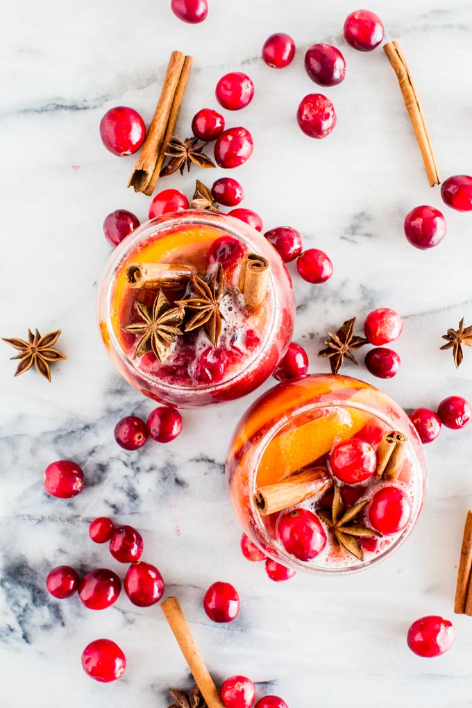 Winter Sangria (non-alcoholic!!)-2