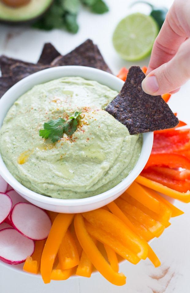 Guacamole Hummus 3