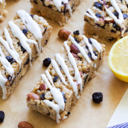 Blueberry Lemon Snack Bars 3