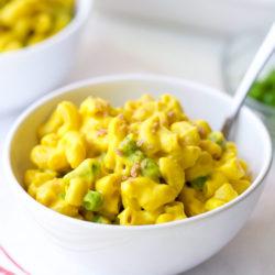 Cauliflower Macaroni and %22Cheese%22      _