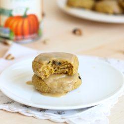 Best Ever Pumpkin Cookies