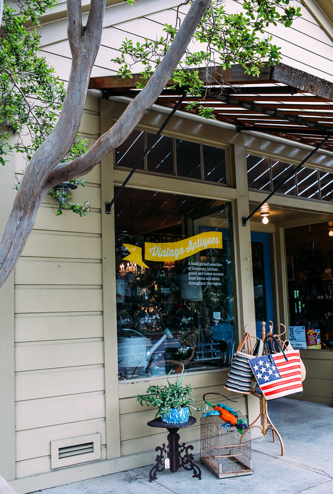 Downtown Boonville Antiques | Anderson Valley Travel Guide | Mendocino County