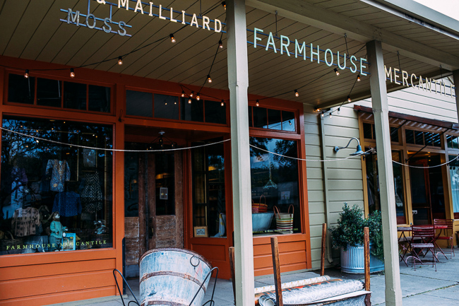 Boonville Farmhouse Mercantile | Anderson Valley Travel Guide | Mendocino County