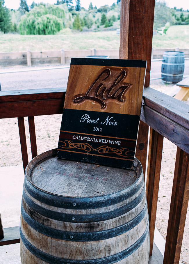 Lula Vineyards | Anderson Valley Travel Guide | Mendocino County